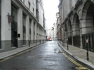 Coleman Street Ward ward of the City of London