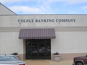 Colfax, Louisiana - Colfax Banking Company