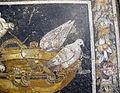 Colombe che si abbeverano, da casa delle colombe a mosaico a pompei, 114281, 04.JPG