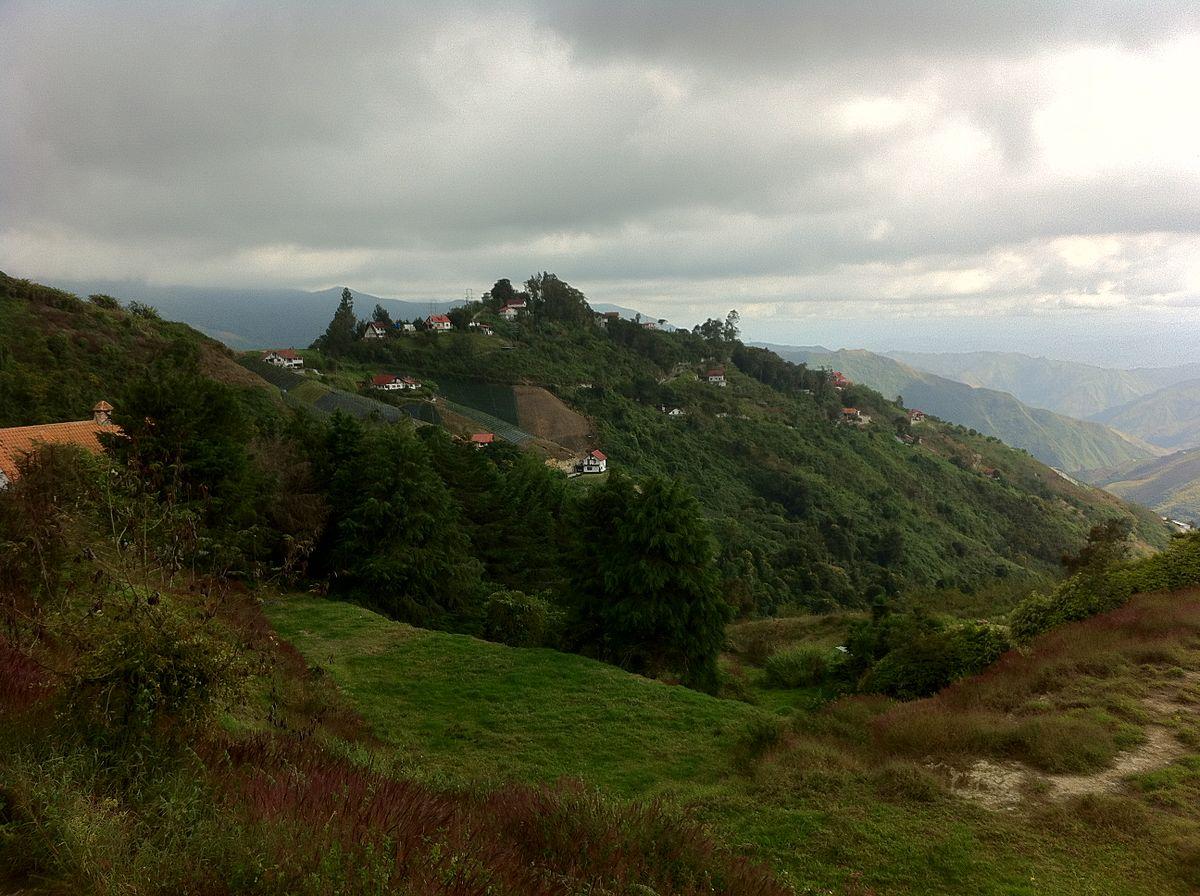 Resultado de imagen para monumento natural pico codazzi