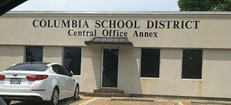 Columbia School District (Mississippi) - School district annex