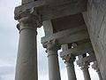 Columnes i capitells, torre de Pisa.JPG