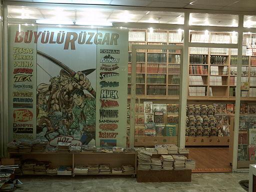 Comicstore