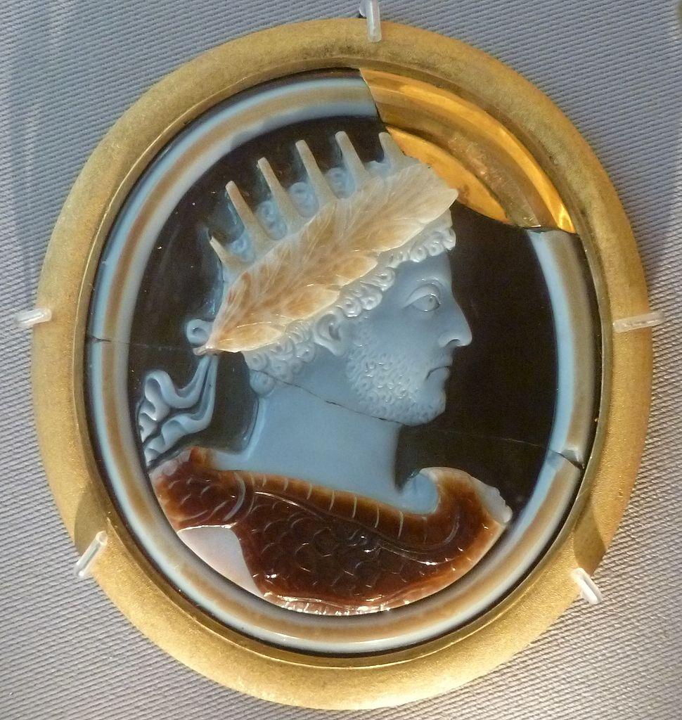 Commodus, Hermitage Museum