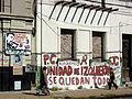Communist Signage and Graffiti - La Boca - Buenos Aires.JPG