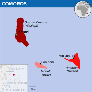 COVID-19 pandemic in the Comoros Ongoing COVID-19 viral pandemic in the Comoros