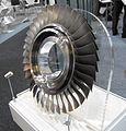 Compressor blisk on display (2).jpg