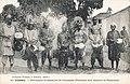 Conakry-Féticheurs et danseurs de Farannah.jpg