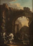 Concert in the Ruins (Alessandro Magnasco) - Nationalmuseum - 22390.tif