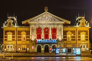 Royal Concertgebouw Orchestra - The Concertgebouw