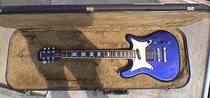 Epiphone Coronet Wikipedia