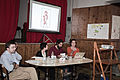 Conference on stories and ethnography Esino Lario 2011 35.jpg