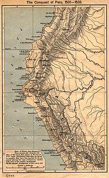 Spanish colonization of the Americas - Wikipedia