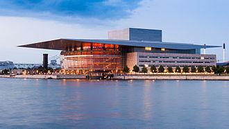 Copenhagen Opera House - Image: Copenhagen Opera House 2014 04
