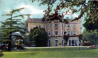 Henry Edward Manning - Copped Hall, Hertfordshire