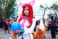 Cosplayer of Ahri, League of Legends at CWT41 20151212f.jpg