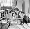 Country School- Everyday Life at Baldock County Council School, Baldock, Hertfordshire, England, UK, 1944 D20546.jpg
