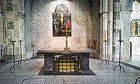 Couvent des Jacobins de Toulouse - Autel de St Thomas d'Aquin.jpg
