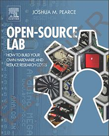 "Cover for ""Open-Source Lab"" by Joshua Pearce.jpg"