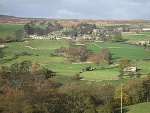 Coverdale (dale) - Image: Coverdale