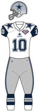 Nike NFL Mens Jerseys - Dallas Cowboys - Wikipedia, the free encyclopedia