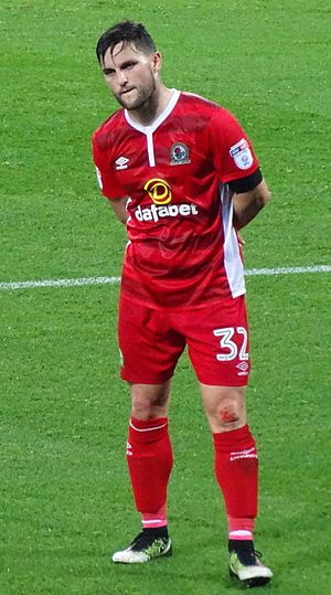 Craig Conway (footballer) - Conway playing for Blackburn Rovers in 2016