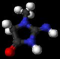 Creatinine-imino-tautomer-3D-balls.png