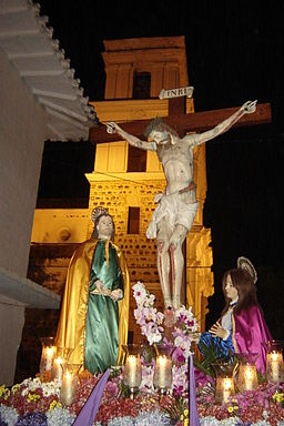 Holy week- Catholic Spain