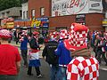Croatian supporters before Croatia - Italy match, Poznań, June 14, Euro 2012 7.JPG