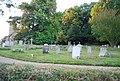 Crockham Hill Church Graveyard - geograph.org.uk - 1501169.jpg
