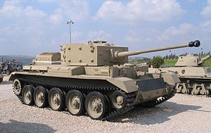Tank classification - Cromwell tank.