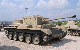 Tank classification - Cromwell tank.