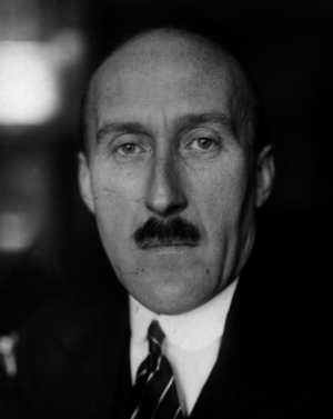 Harry Crookshank - Harry Crookshank in 1932