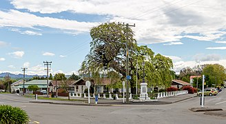 Crossroad of Rolleston St & Seddon St, Cheviot, New Zealand.jpg