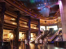 Atrium Crown Casino