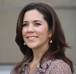 Mary, Crown Princess of Denmark - Crown Princess Mary in 2011