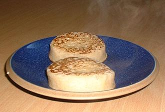 Crumpet - Hot crumpets