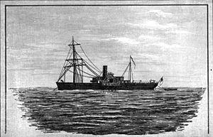 English: CSS Patrick Henry