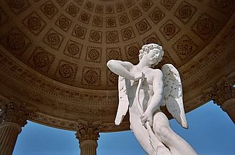 Richard Mique - Detail of Cupola, Temple of Love