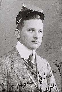 Curt Bräuer German politician