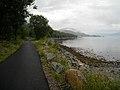 Cycle Track Beside Loch Linnhe - geograph.org.uk - 1389939.jpg