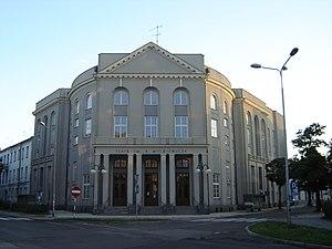 Budynek Teatru im. Adama Mickiewicza