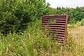 Dülmen, Kirchspiel, ehem. Munitionslager Visbeck, Schutzwand -- 2020 -- 8378.jpg