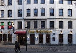 Hafenstraße in Düsseldorf
