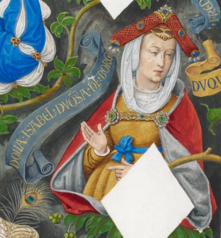 Risultati immagini per Genealogia dos Reis de Portugal isabel