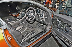 Aston Martin DB11 - Image: DB11hk 160519 6631besg