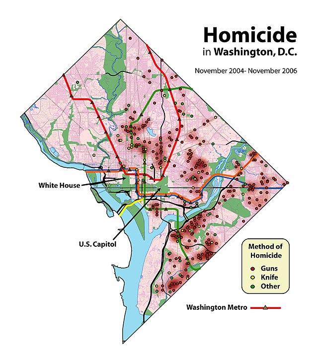 Crime in Washington, D.C.   Wikiwand