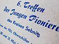 DDR Programm 6 Treffen der Jungen Pioniere Kreis Sebnitz am 30. und 31. Mai 1959 in Sebnitz 1.jpg