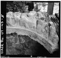 DETAIL VIEW OF THE FAN ENTRY PORTAL, LOOKING SOUTHEAST - Jones Mine, Scofield, Carbon County, UT HAER UTAH,4-SCOF,1-5.tif