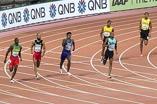 2019 World Athletics Championships – Mens 400 metres